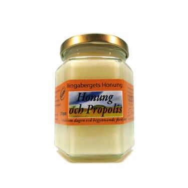 honung vid förkylning